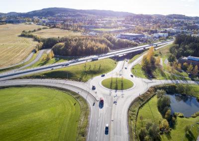 E6 Omkjøringsvegen – reguleringsplan for delparsellene Gildheim-Grilstad, Trondheim kommune