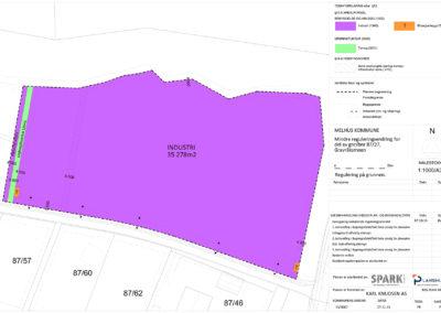 Reguleringsendring av Gravråksmoen, Melhus kommune