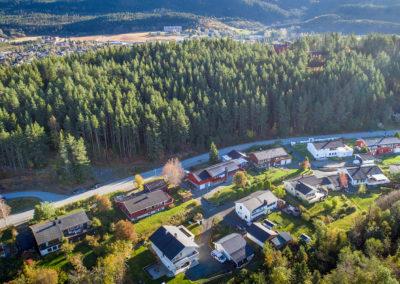 Lauvåsen bolig- og friluftsområde, Klæbu kommune