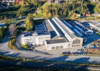 Marienborg, Osloveien, Trondheim kommune – under arbeid