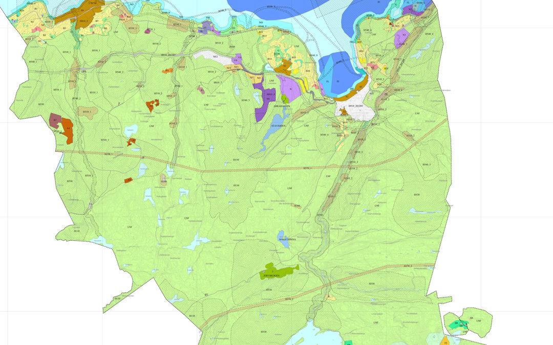 Søknad om dispensasjon fra kommuneplanens arealdel, Malvik kommune